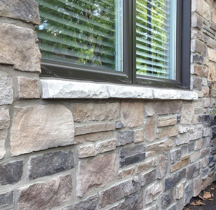 Sills | Ledge Cobble Stone | Royal Stones | Decorative Stones Manufacturer | Indoor and Outdoor Use