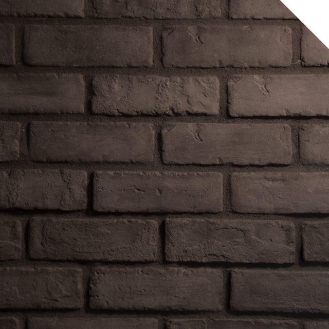 Briquette Graphite | Les Pierres Royales | Fabricant de Pierres Décoratives | Intérieur-Extérieur