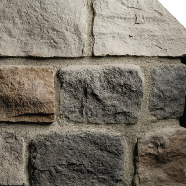 Cobble Stone Black Forest | Les Pierres Royales | Fabricant de Pierres Décoratives | Intérieur-Extérieur