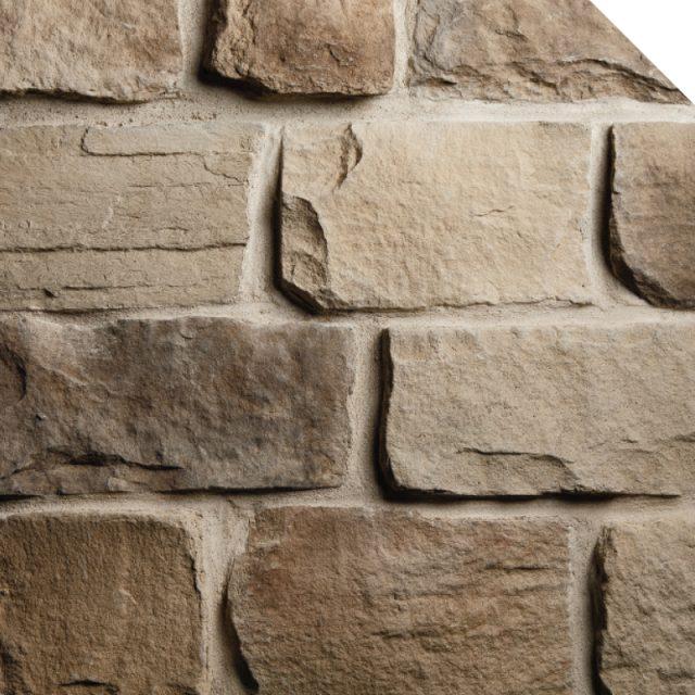 Cobble Stone Noyer | Les Pierres Royales | Fabricant de Pierres Décoratives | Intérieur-Extérieur