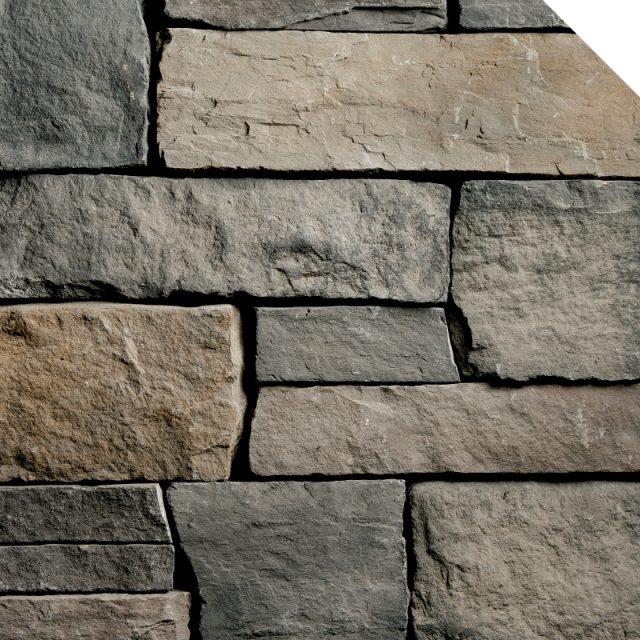 Cobble Stone Silverstone | Les Pierres Royales | Fabricant de Pierres Décoratives | Intérieur-Extérieur