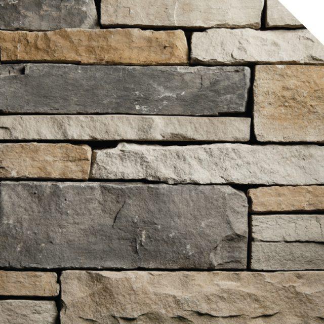 Ledge Cobble Stone Bala | Les Pierres Royales | Fabricant de Pierres Décoratives | Intérieur-Extérieur