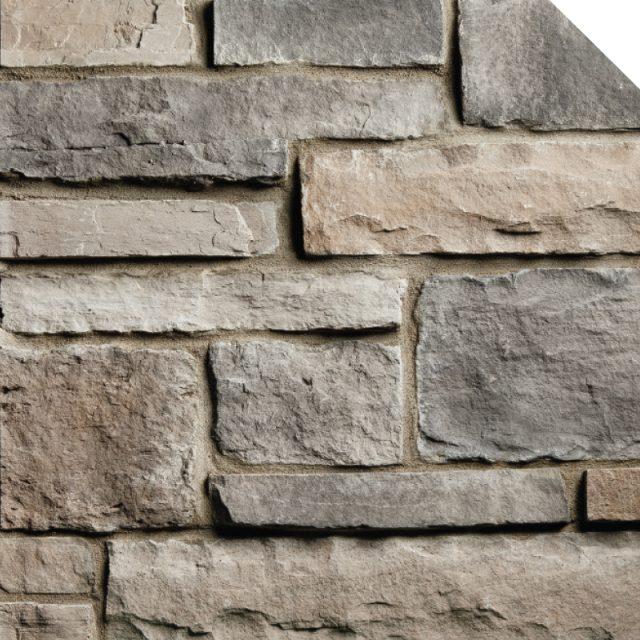 Ledge Cobble Stone Black Forest | Les Pierres Royales | Fabricant de Pierres Décoratives | Intérieur-Extérieur
