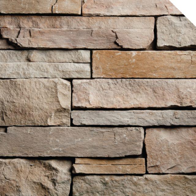 Ledge Cobble Stone Georgetown | Les Pierres Royales | Fabricant de Pierres Décoratives | Intérieur-Extérieur