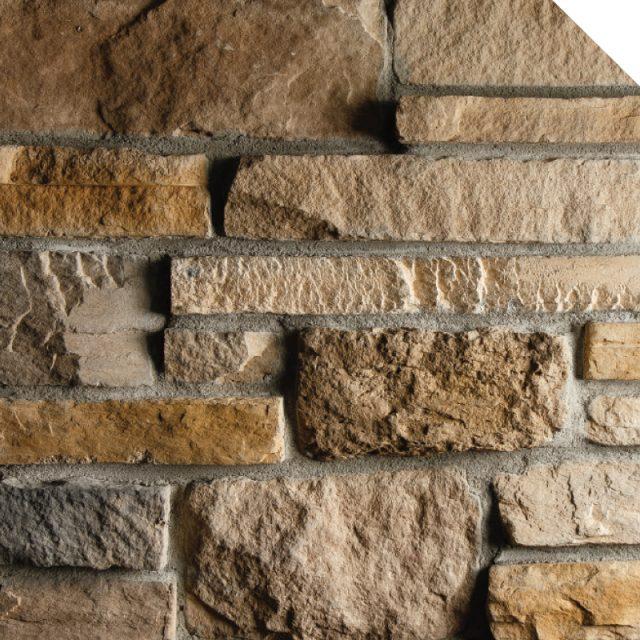 Ledge Cobble Stone Natural | Les Pierres Royales | Fabricant de Pierres Décoratives | Intérieur-Extérieur