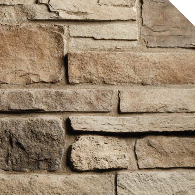 Ledge Cobble Stone Noyer | Les Pierres Royales | Fabricant de Pierres Décoratives | Intérieur-Extérieur