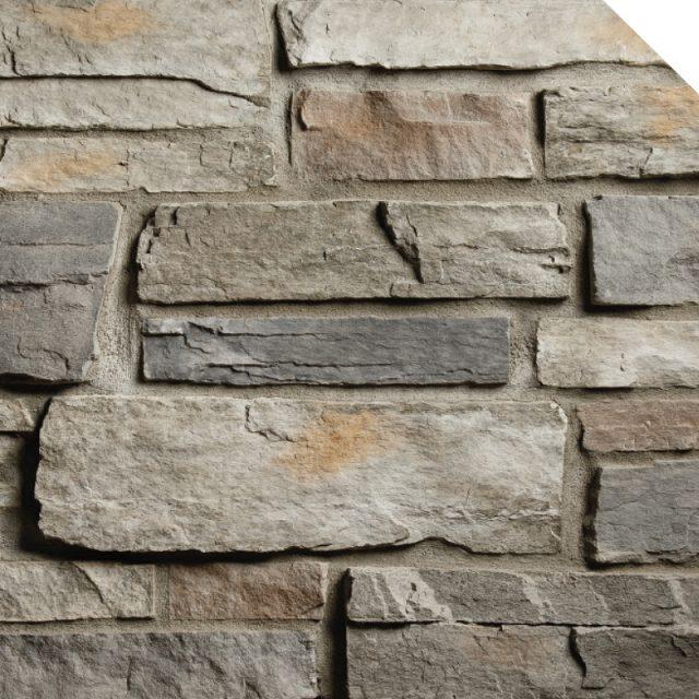 Ledge Cobble Stone Platinum | Les Pierres Royales | Fabricant de Pierres Décoratives | Intérieur-Extérieur