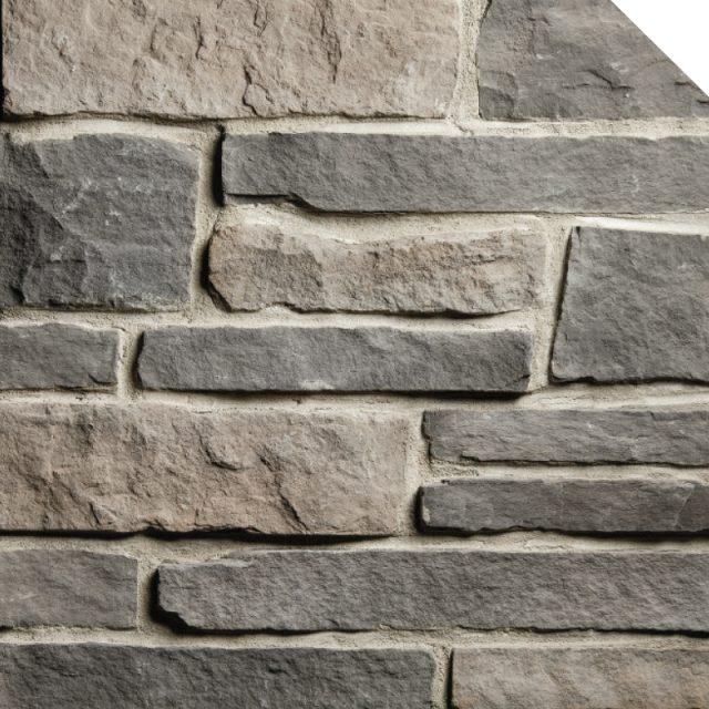 Ledge Cobble Stone Silverstone | Les Pierres Royales | Fabricant de Pierres Décoratives | Intérieur-Extérieur