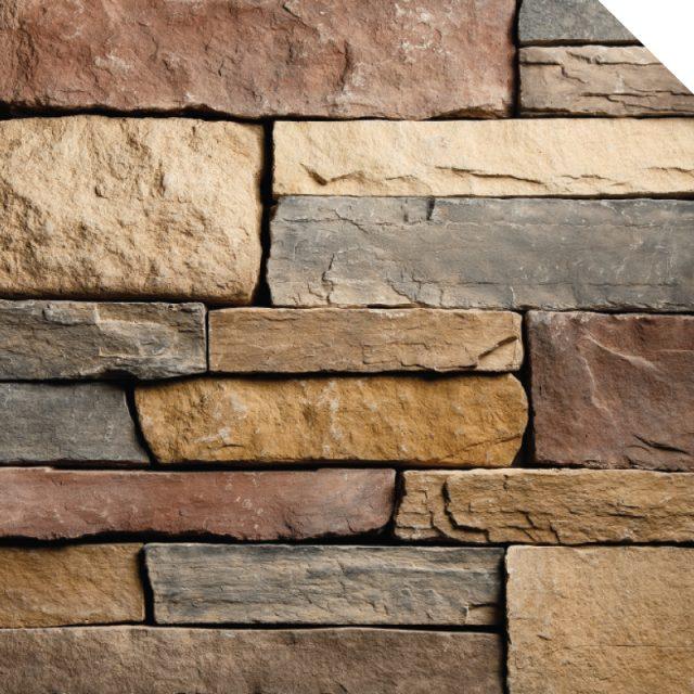 Ledge Cobble Stone Vail Valley | Les Pierres Royales | Fabricant de Pierres Décoratives | Intérieur-Extérieur