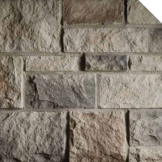 Lime Stone Titane | Les Pierres Royales | Fabricant de Pierres Décoratives | Intérieur-Extérieur